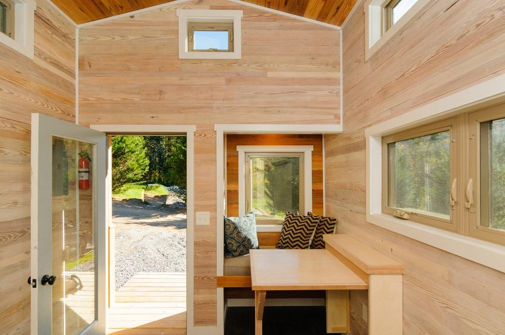 Living Room - MH by Wishbone Tiny Homes