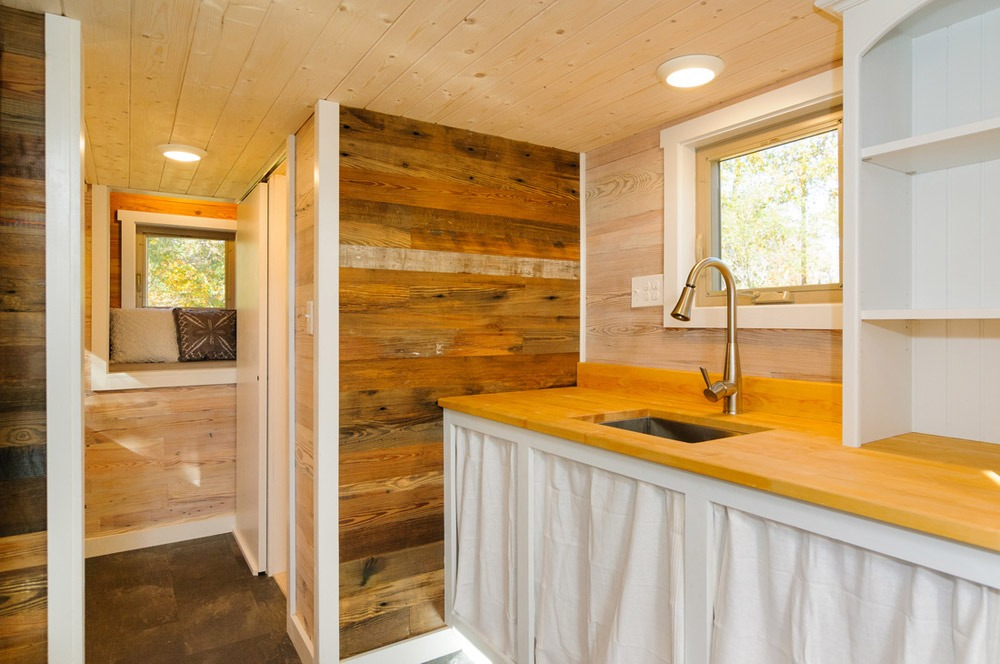 Kitchen Sink - MH by Wishbone Tiny Homes