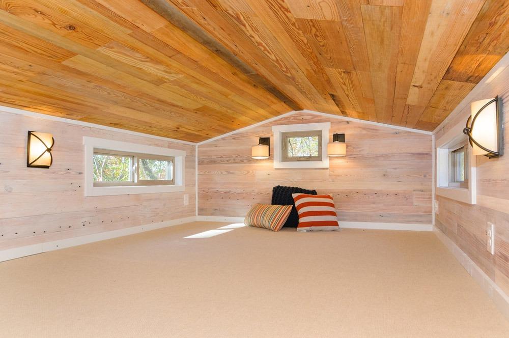 Bedroom Loft - MH by Wishbone Tiny Homes
