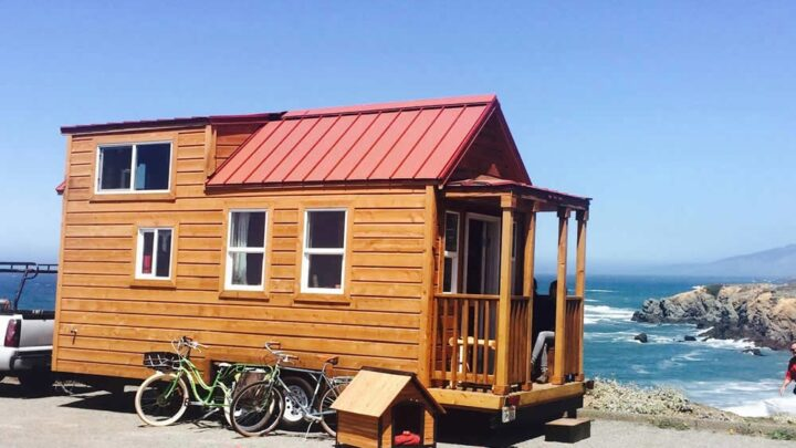 Mt. Everest by Tiny Mountain Houses, Starting at $44,900