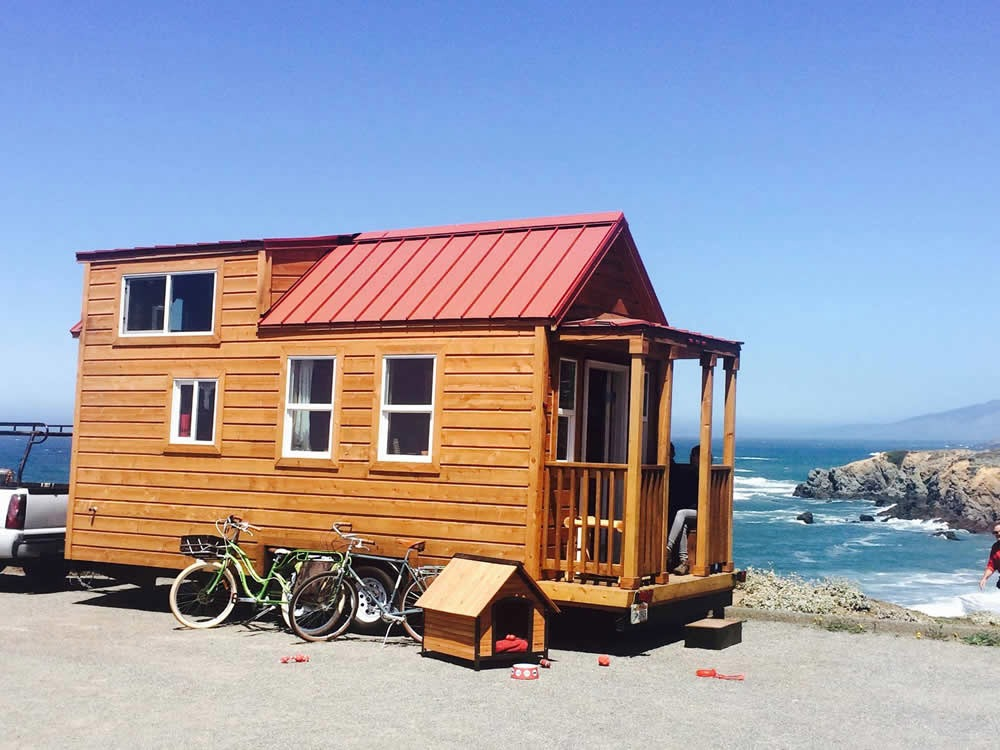 Tiny House Builders California >> Mt. Everest by Tiny Mountain Houses, Starting at $44,900 ...