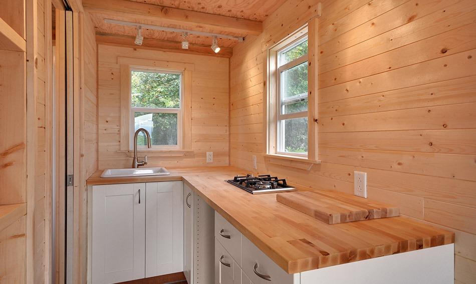 Kitchen - Napa Edition by Mint Tiny Homes