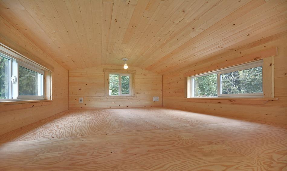 Bedroom Loft - Napa Edition by Mint Tiny Homes