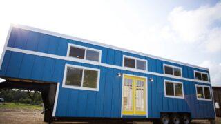Custom Gooseneck by Nomad Tiny Homes