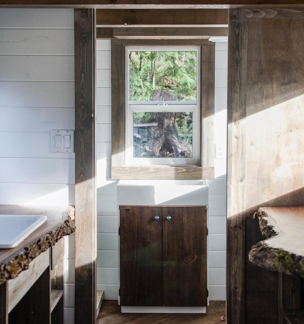 Bathroom - Rewild Tiny House on Wheels