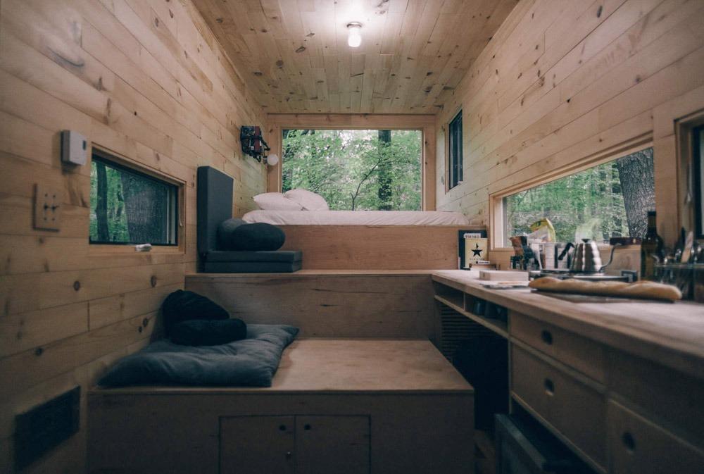Three Bedroom Tiny House