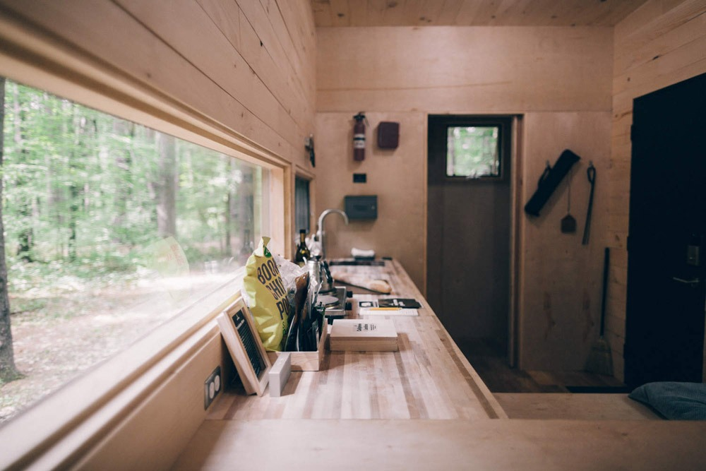 Tiny Home Designs: Salvatore By Getaway.House
