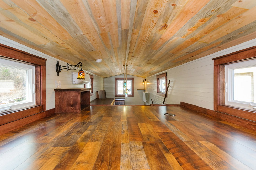 Bedroom Loft - Sheriff by Wishbone Tiny Homes
