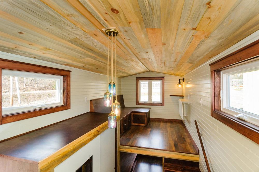 Loft Area - Sheriff by Wishbone Tiny Homes