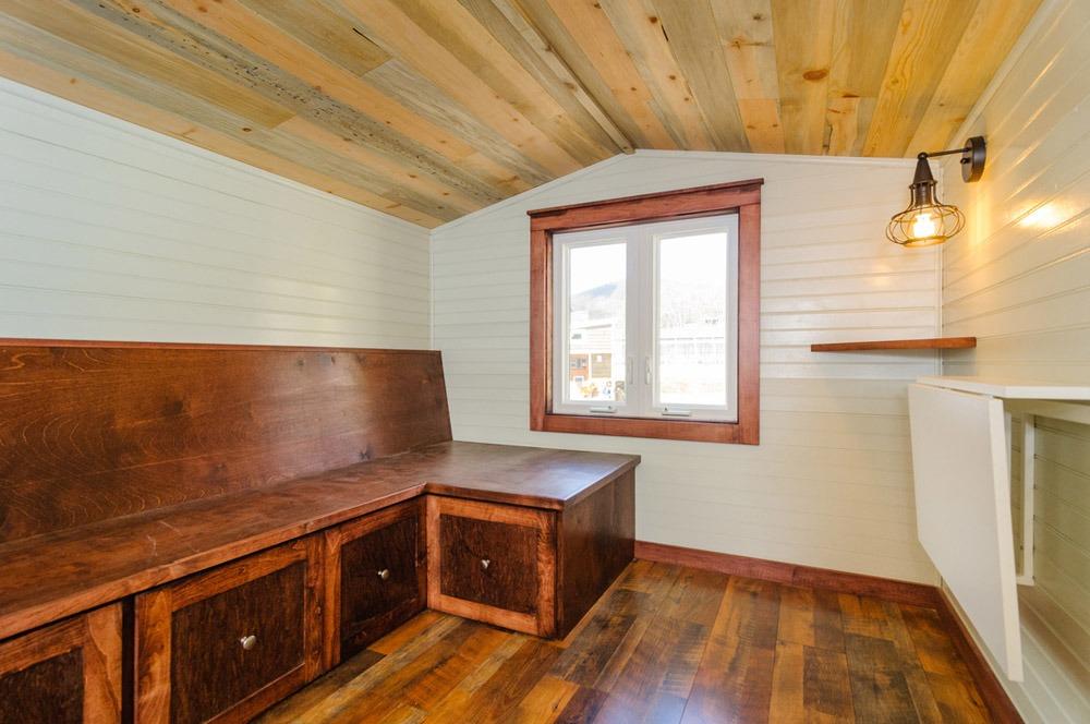 Loft Storage - Sheriff by Wishbone Tiny Homes
