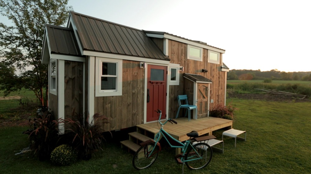 Exterior View - Watertown by Wishbone Tiny Homes