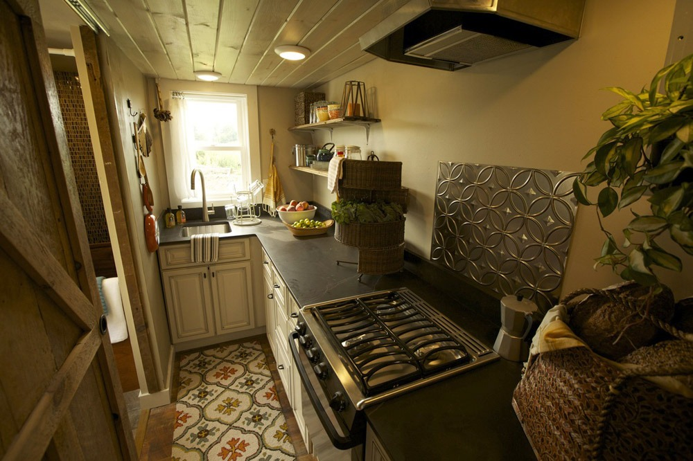 Kitchen - Watertown by Wishbone Tiny Homes