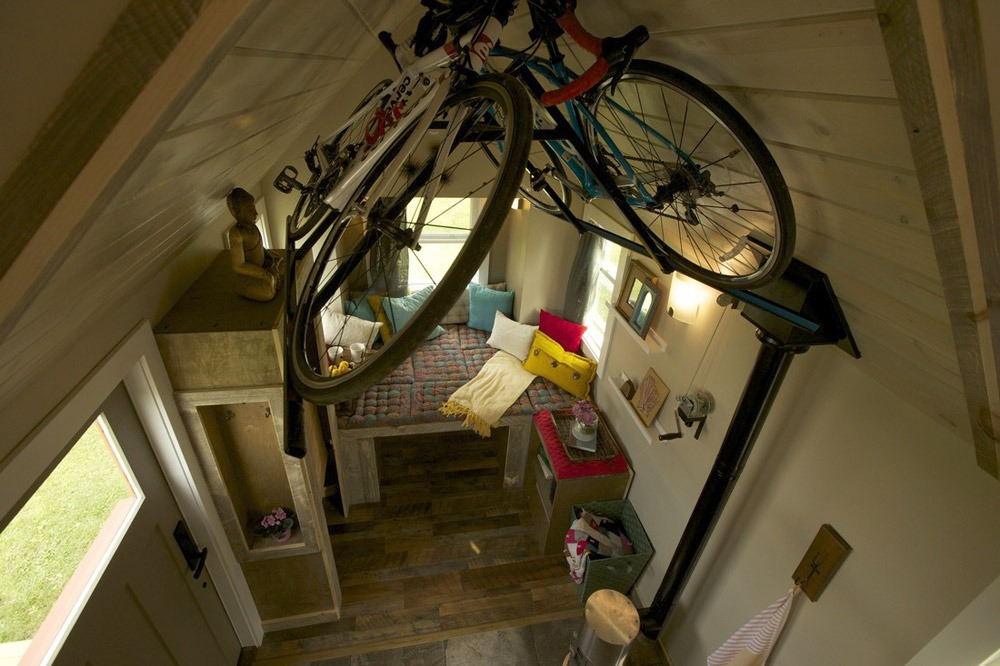 Bike Rack - Watertown by Wishbone Tiny Homes