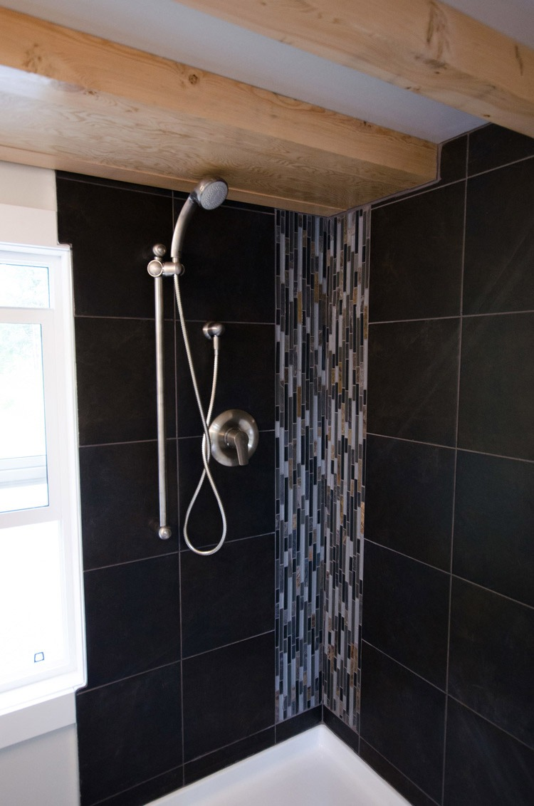 Shower - Whisky Jack by Rewild Homes