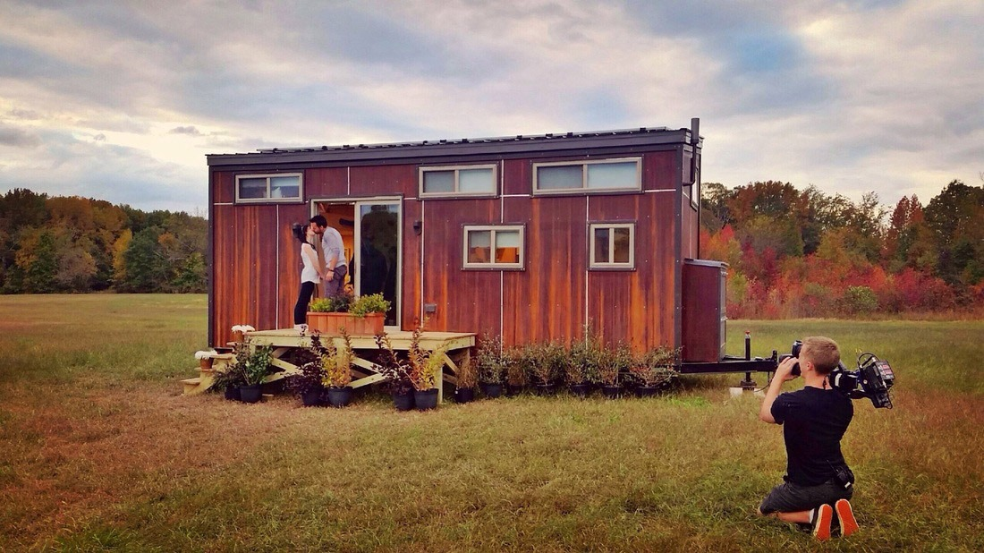 Z-Huis by Wishbone Tiny Homes
