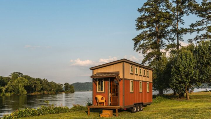 Boxcar by Timbercraft Tiny Homes