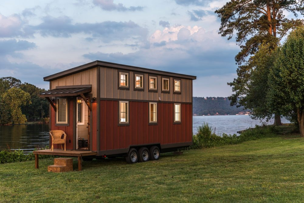 Boxcar by timbercraft tiny homes tiny living for Small home builders near me