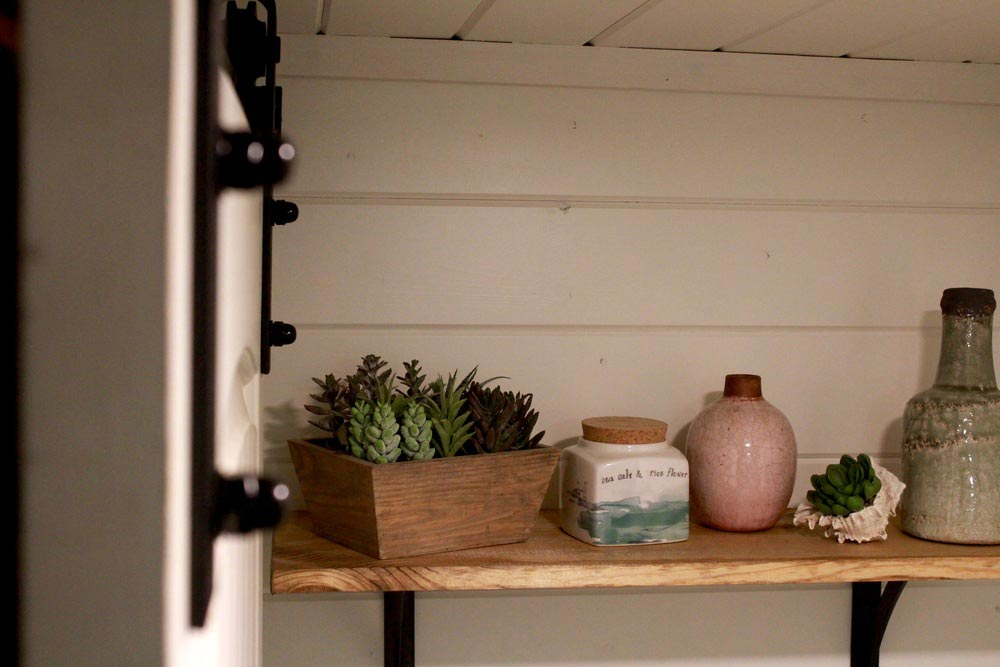 Tiny house details - Craftsman by Tiny Heirloom