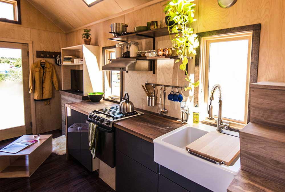 Farallon By Tumbleweed Tiny House Company Tiny Living