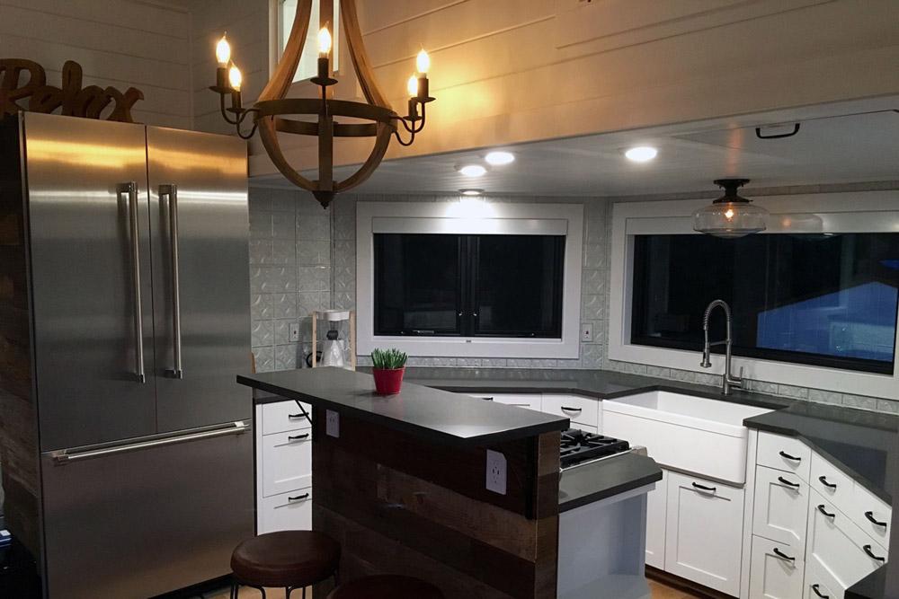 Kitchen - Hawaii House by Tiny Heirloom