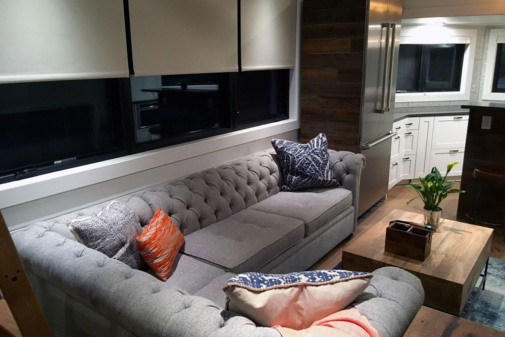 Living Room Couch - Hawaii House by Tiny Heirloom
