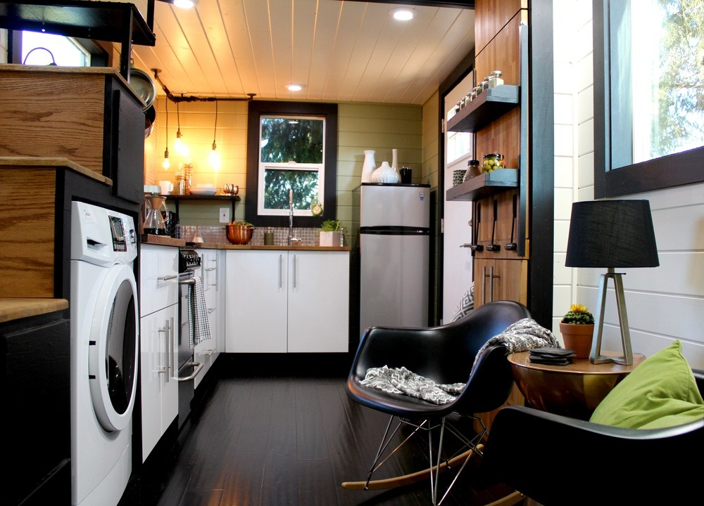 Large Kitchen - Modern by Tiny Heirloom