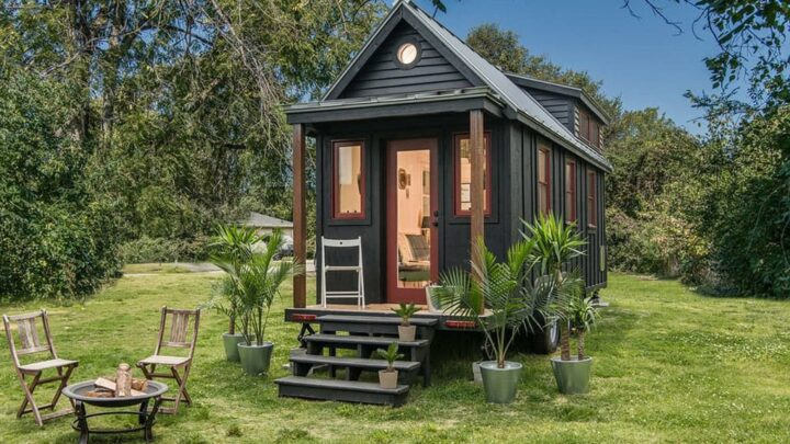 Riverside by New Frontier Tiny Homes