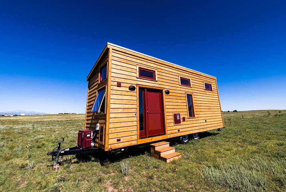 Roanoke by tumbleweed tiny house company tiny living for House company