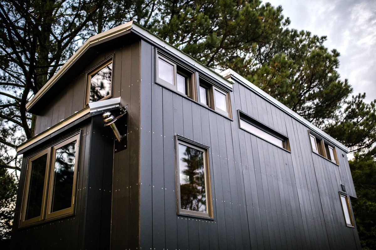 Exterior - Rook by Wind River Tiny Homes