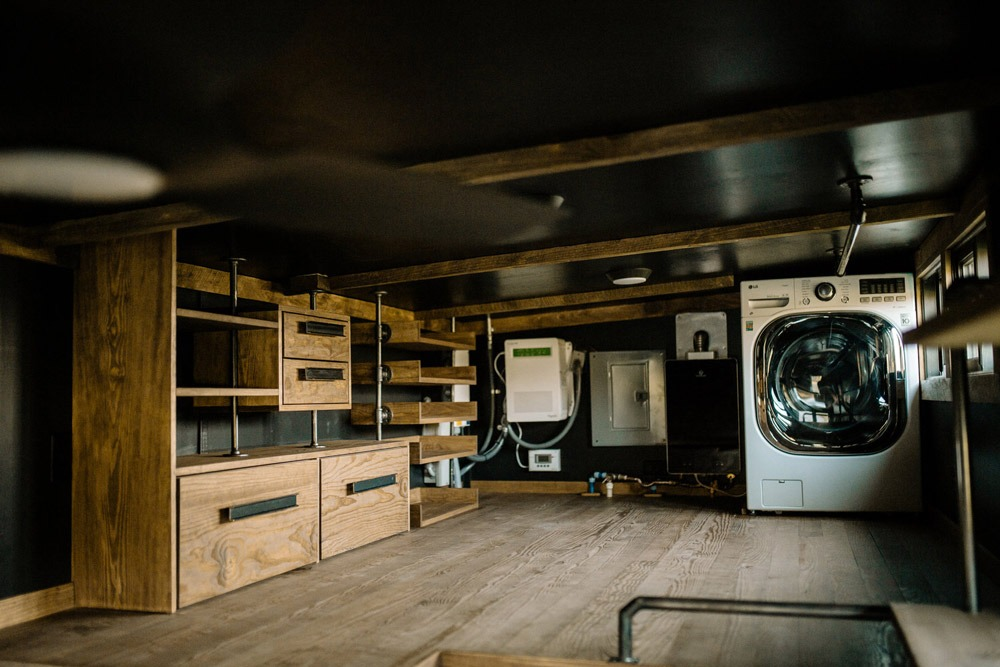 Storage Loft - Rook by Wind River Tiny Homes