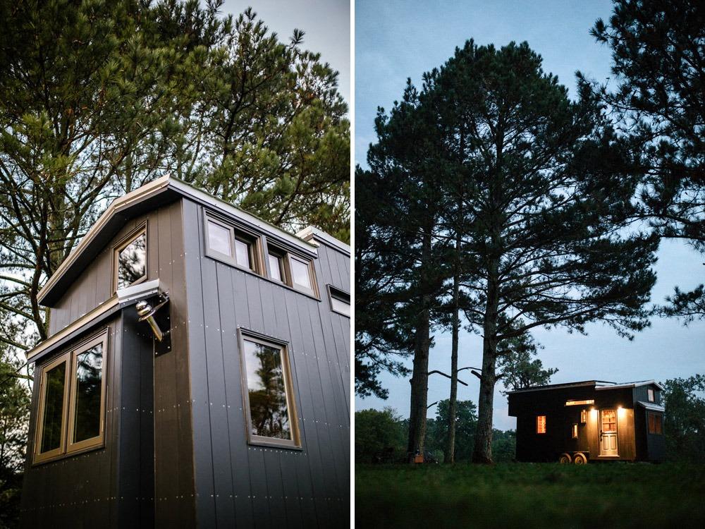 Exterior Views - Rook by Wind River Tiny Homes
