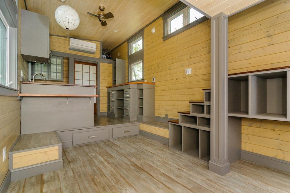 Living Room - Squibb by Wishbone Tiny Homes