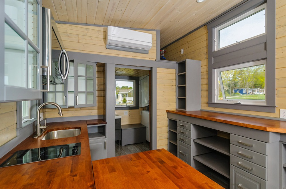 Kitchen 1 - Squibb by Wishbone Tiny Homes