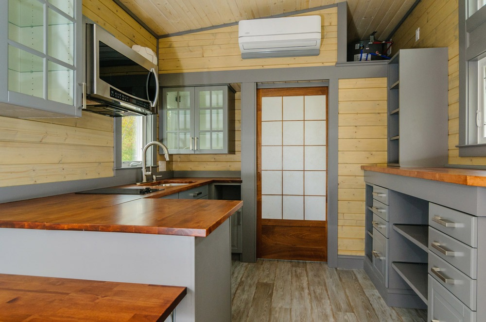 Kitchen 2 - Squibb by Wishbone Tiny Homes