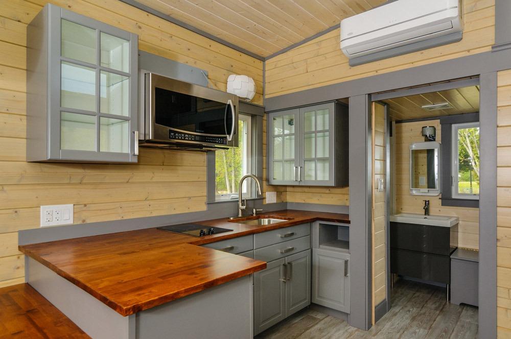 Kitchen 3 - Squibb by Wishbone Tiny Homes
