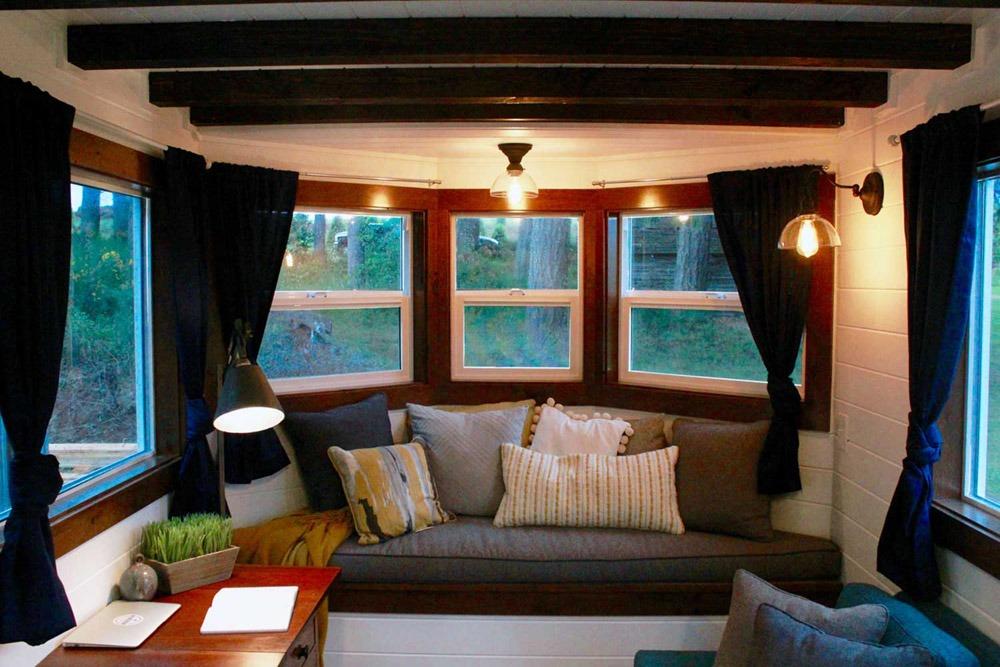 Living Room - Lake Tahoe by Tiny Heirloom