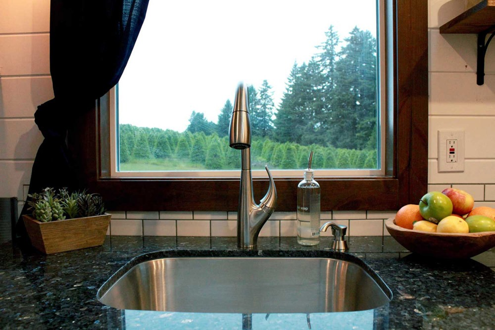 Kitchen Sink - Lake Tahoe by Tiny Heirloom