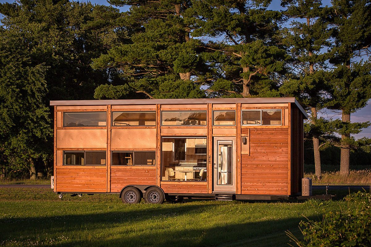 Traveler xl by escape traveler tiny living for Tiny house photo gallery
