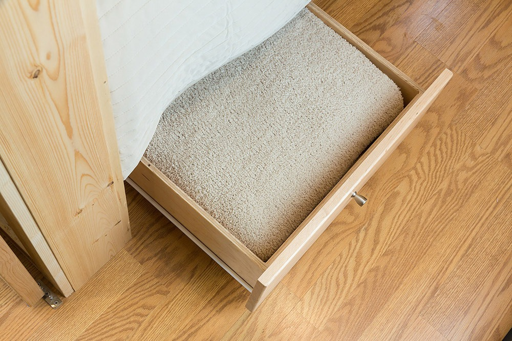 Under Bed Storage - Traveler XL by Escape Traveler