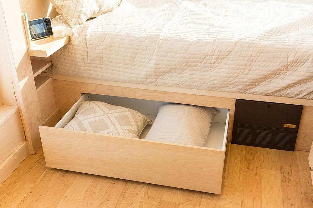 Under Bed Storage - Vintage by Escape Traveler