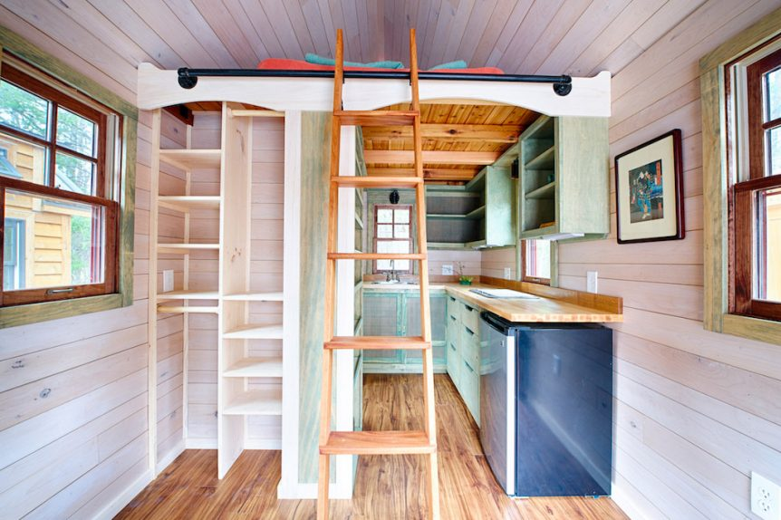 Interior View - Weller by Wishbone Tiny Homes