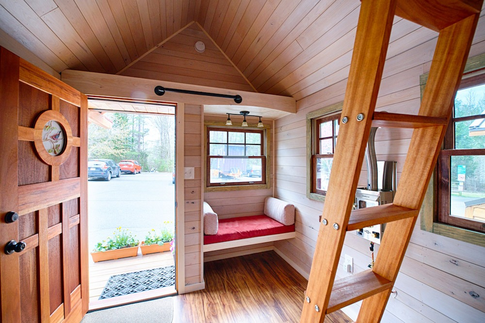 Entry - Weller by Wishbone Tiny Homes