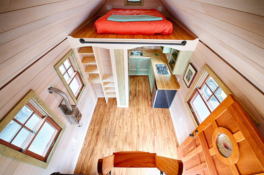 Tiny Home Designs: Weller By Wishbone Tiny Homes