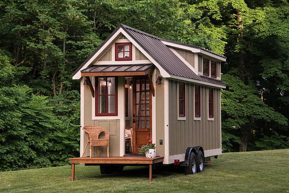 ynez by timbercraft tiny homes tiny living. Black Bedroom Furniture Sets. Home Design Ideas