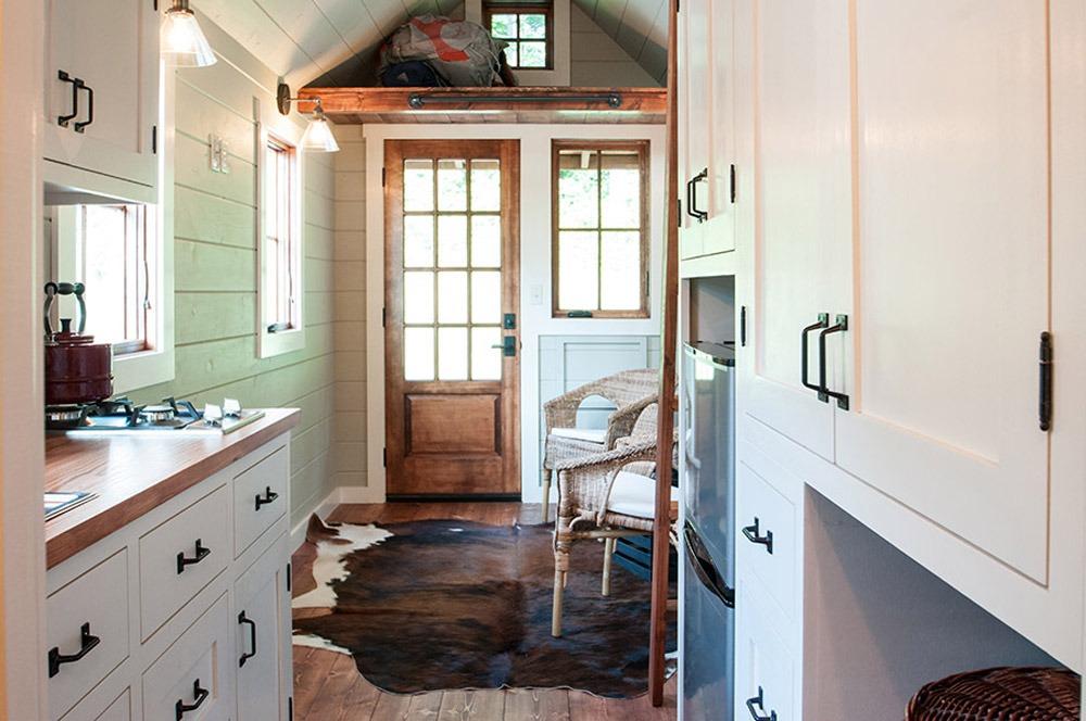 Living Room - Ynez by Timbercraft Tiny Homes