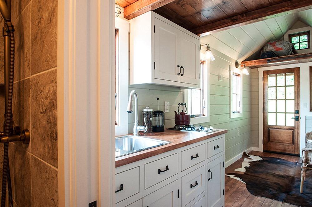 Kitchen - Ynez by Timbercraft Tiny Homes