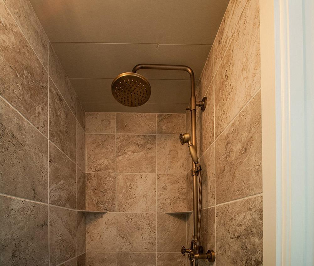 Shower - Ynez by Timbercraft Tiny Homes