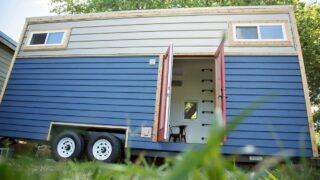 24' Custom Tiny House - American Pie by Perch & Nest