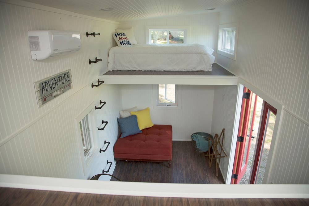 Twin Size Bedroom Loft - American Pie by Perch & Nest
