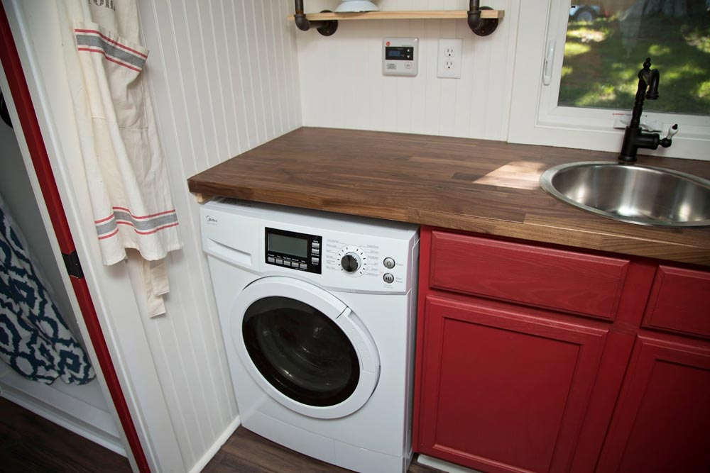 Washer/dryer combo - American Pie by Perch & Nest